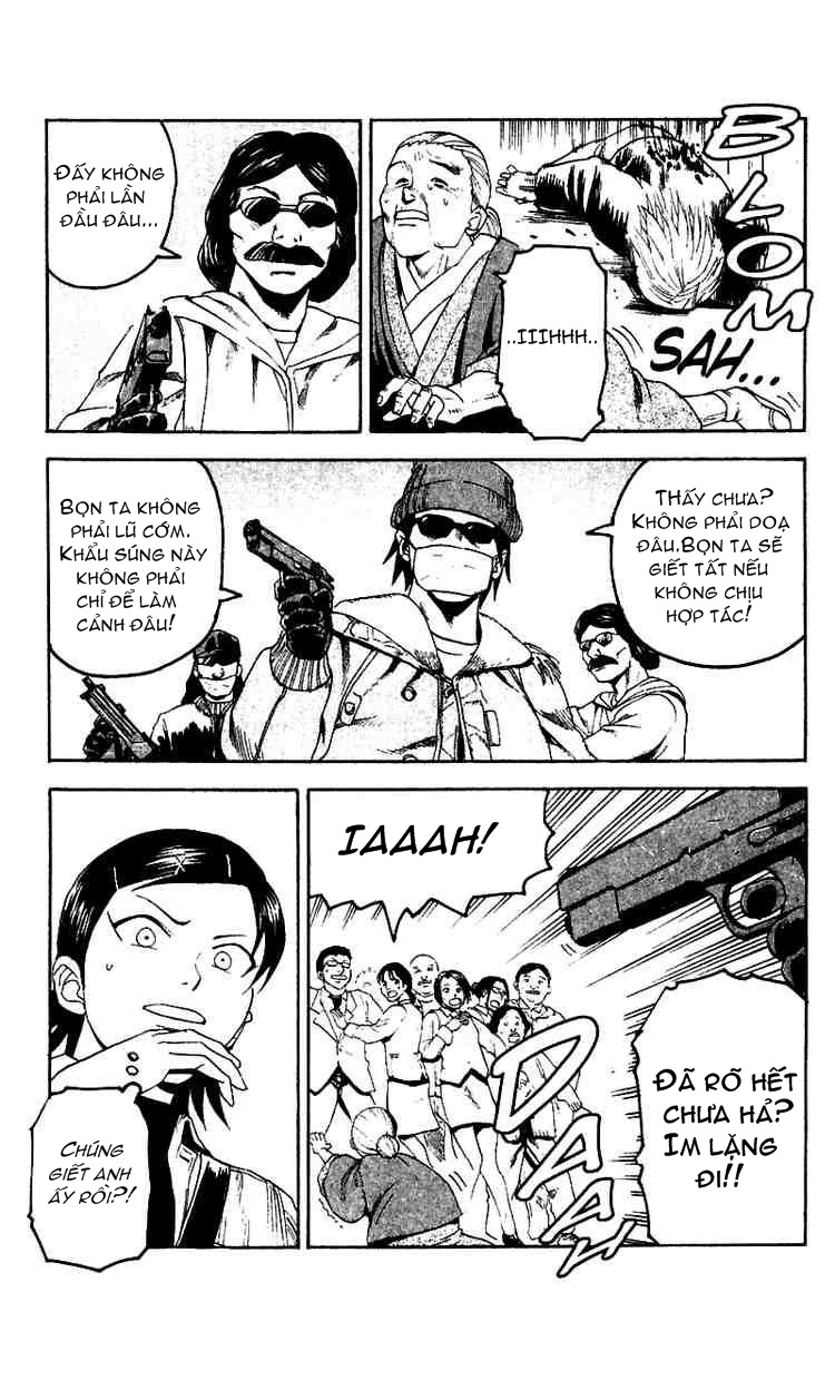 Togari chap 013 trang 9