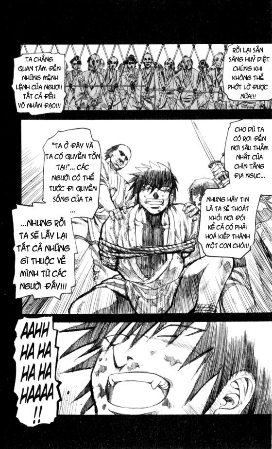 Togari chap 030 trang 8