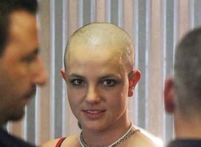 Brit Head Shaved