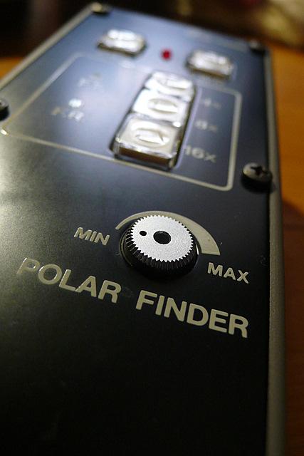 Pentax M3-3 赤道儀控制盒。