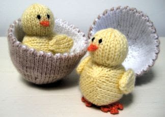 easter chick pattern - photo #23