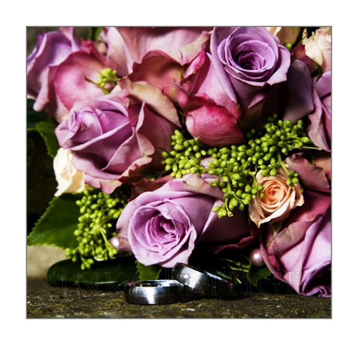 Inka Bthge Photography  Blog Der Brautstrau und Ehering