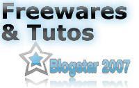 Blogstar 2007 winner