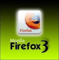 Firefox 3 beta 3 logo