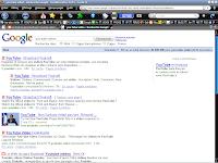 Google image positionnement