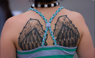Angel Wing Tattoo:Soul Of Tattoo
