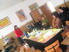Intalnire Consiliul clasei 9 D - 8 Martie 2008