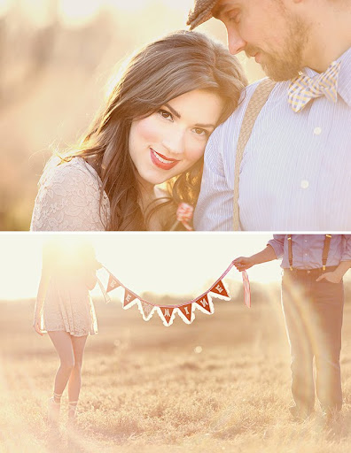 valentine's day engagement photos