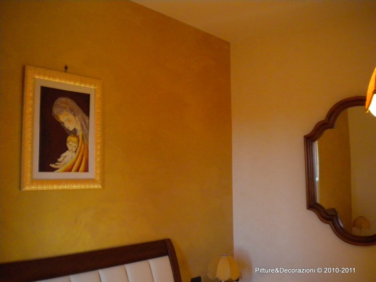 Pitture decorazioni gennaio 2011 for Oikos colori interni