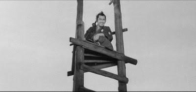 Toshiro Mifune as Yojimbo