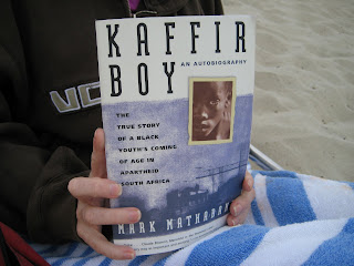 kaffir boy an autobiography Kaffir boy: an autobiography the true story of a black youth's coming of age in apartheid south africa by mark mathabane our price 7,334, save rs 0 buy kaffir boy.
