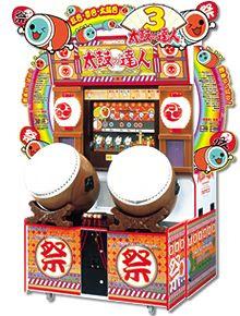 Taiko no Tatstujin 3 arcade