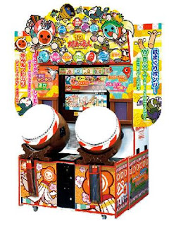 Taiko no Tatsujin 13 arcade