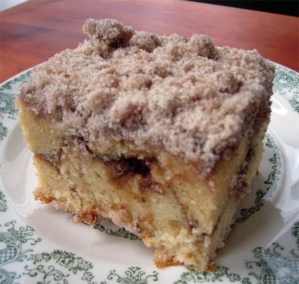 Cinnamon Coffee Cake Recipe King Arthur