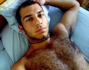 Sexy hairy indian