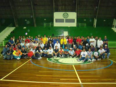 54b3675995 Curso para treinadores de Futsal da Universidade Gama Filho ...