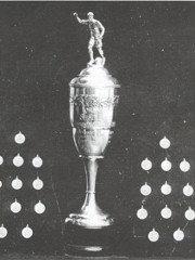 Primer copa ganada por comercial en 1920