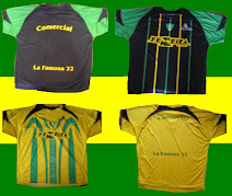 Las Camisetas del torneo del 2007