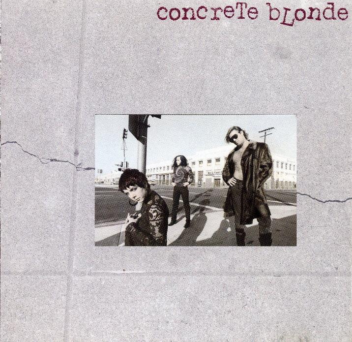 Concrete Blonde I Call It Love 114