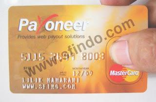 SFI Cash Card Untuk Menerima Bayaran Dollar Dari Lowongan Kerja Di SFI