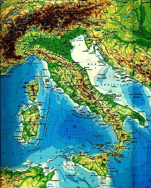Cartina Fisica E Politica.L Italia Fisica E Politica Lessons Blendspace