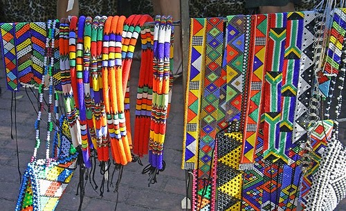 African Beadwork The Romance Of Zulu Beads The Beading