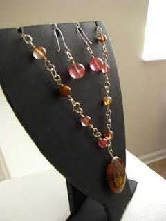How to Make Your Own Necklace Display Tutorials - The ...