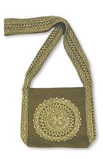 FPT004 - Cam & her Soul Flower Mandala Bag