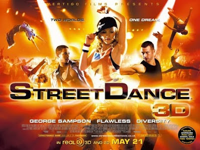 StreetDance 2 Film - StreetDance 3D Film Fortsetzung