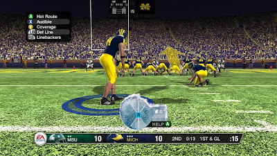 The Ace of Sports: Michigan NCAA 09 Roster Ratings