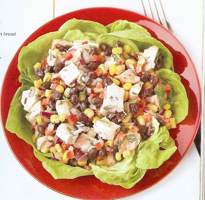 The Berg Circus: Ranch Chicken Salad