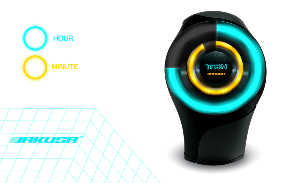 Cars Master Zone Tron Watch