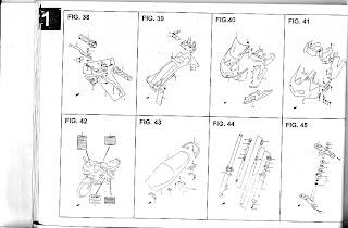 all about suzuki fxr150: catalogue suzuki fxr 150 (1997)