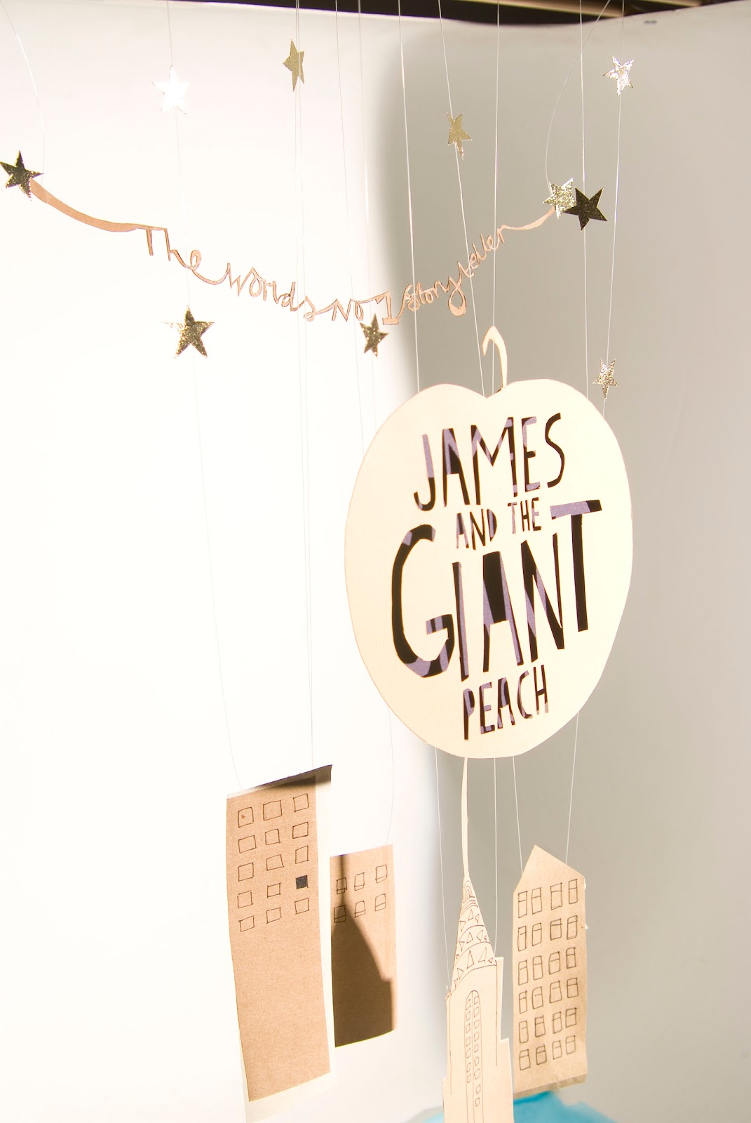 Lisa Rockall Penguin Design Award Book Cover For James And The Giant Peach
