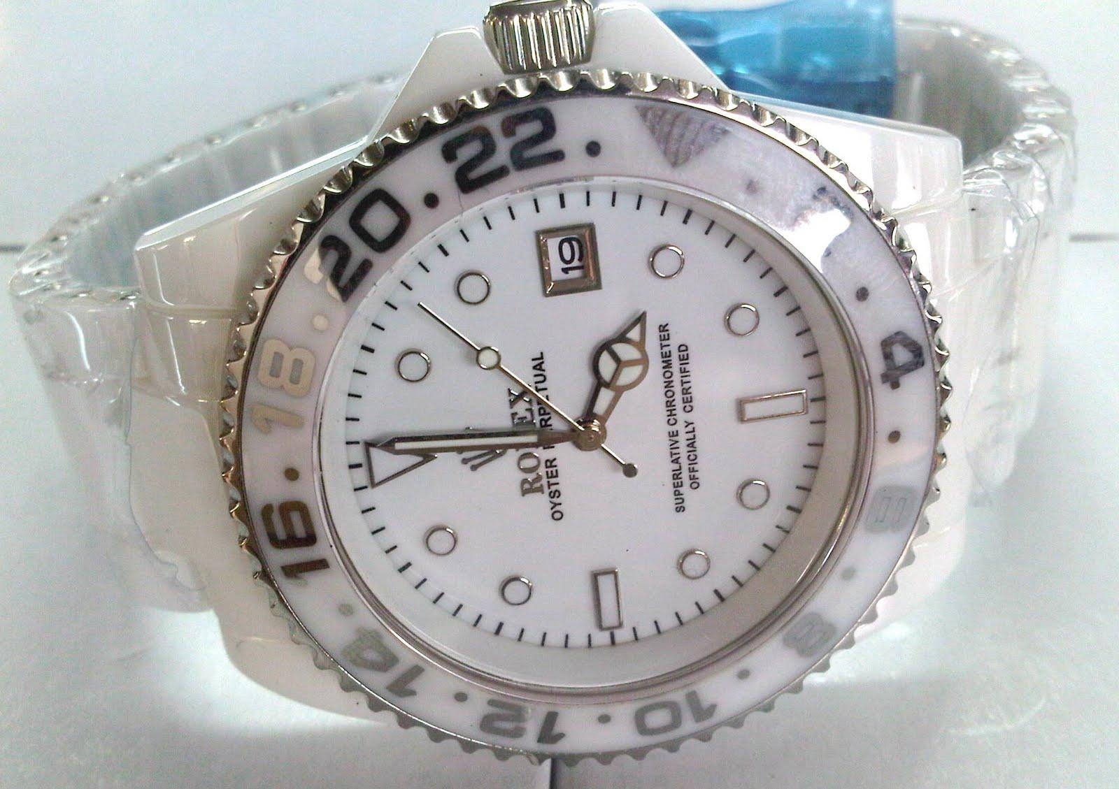 Rolex date keramik Rp.650rb(box ekslusif). jam tangan ... 99fc84392b