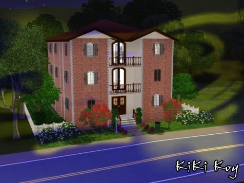 Il laboratorio di kiki koy new houses casa 3 piani per - Caldaia per casa 3 piani ...