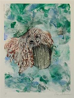 Komondor A Respite By Cori Solomon