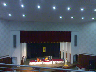 Shivkumar Sharma Santoor Concert at AKJ Hall, trivandrum