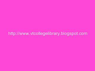 VTB College Library: Information about College Library