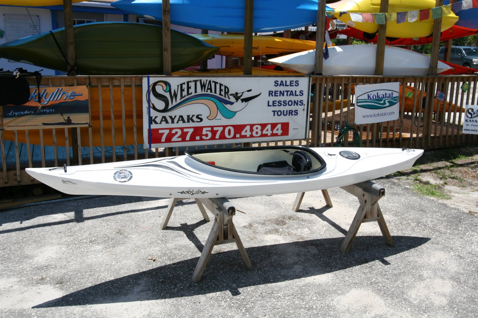 Sweetwater's Boats In Stock: January 2011