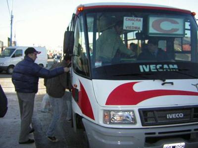 Conflicto entre transportistas