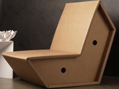 Designwatcher Com Thinking Outside The Cardboard Box