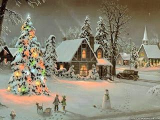Free Christmas Screensaver Downloads – Merry Christmas And