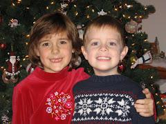 Alayna & Jordan 2007