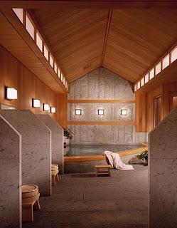 the spa at Four Seasons Hotel Tokyo at Chinzan-so