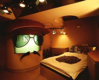 Love Hotel in Japan