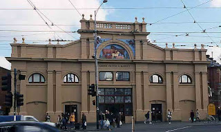 Queen Victoria Markets - Origin Shopping Center in Melbourne