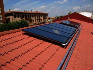 Ingenier a y construcci n energia solar termica for Ducha termica