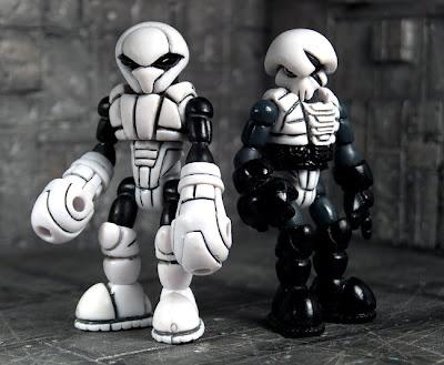 [News] Glyos system - Figurines Glyos : attention les yeux ! Sarvosandscarcommand