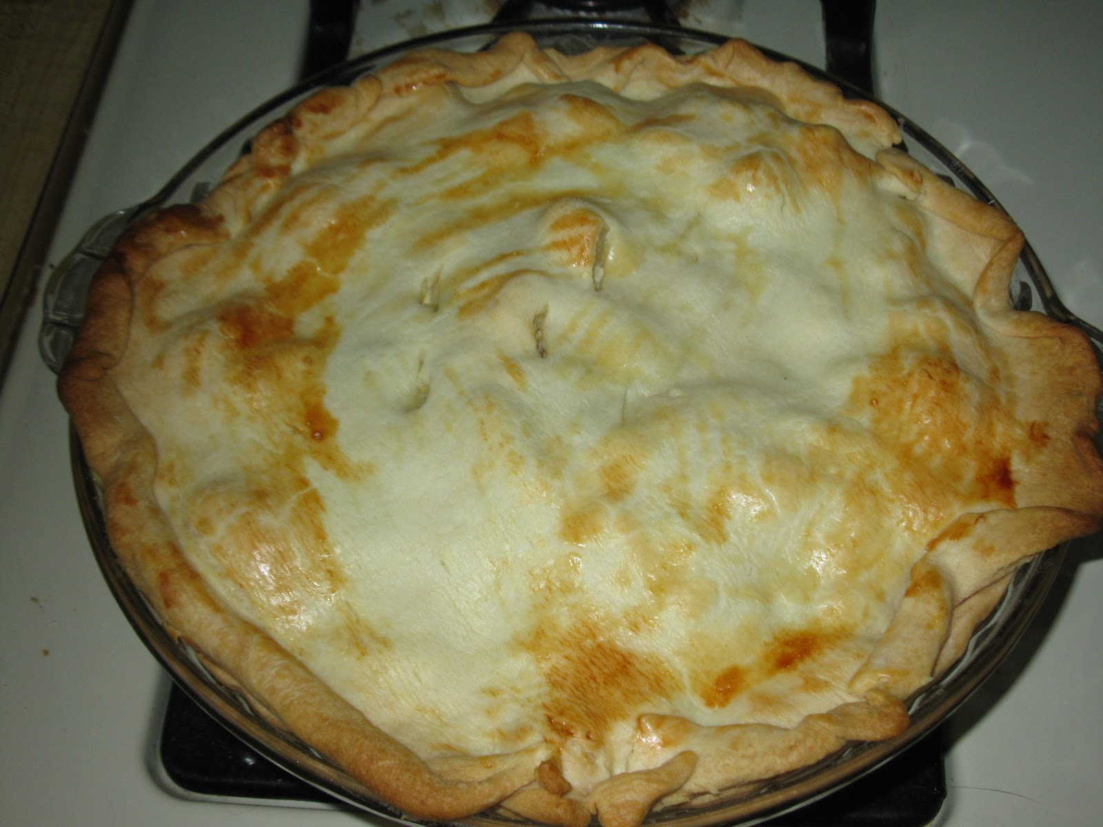 """The """"Unworking"""" Mom: Chicken Pot Pie and Country Cinnamon ... - photo#50"""